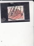 Stamps Pakistan -  FORTALEZA DE ROHTAS- service