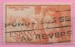 Sellos de Europa - España -  Isabel l´Catolica