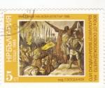 Stamps Bulgaria -  800 aniversario batalla
