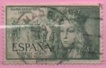 Stamps : Europe : Spain :  Isabel l´Catolica