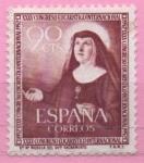 Sellos de Europa - España -  Sta.M.ª Micaela