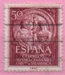 Sellos de Europa - España -  Reyes Catolicos