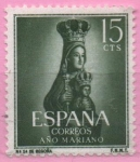 Stamps Spain -  N.S.Begoña