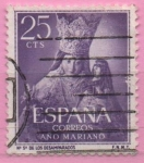 Stamps Spain -  N.S.d´los Desamparados