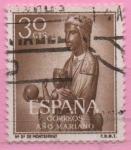 Sellos de Europa - España -  N.S.d´Monserrat