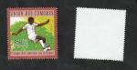 Stamps : Africa : Comoros :  2060 - Asamoah Gyan, futbolísta