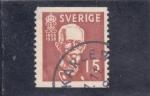 Sellos del Mundo : Europa : Suecia : Rey Gustav V