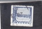 Stamps Sweden -  BARCO BIKINGO