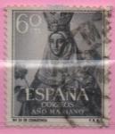 Stamps Spain -  N.S.d´Cobadonga