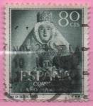 Sellos de Europa - España -  N.S. d´l´Reyes