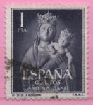 Sellos de Europa - España -  N.S,d´l´Almudena