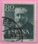 Sellos de Europa - España -  Marcelino Mendez Pelayo