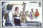 Sellos de Europa - España -  2654 - Maestros de la zarzuela - Escena de Maruxa