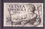 Sellos del Mundo : Europa : España : Músico