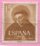 Sellos de Europa - España -  San Vicente Ferrer