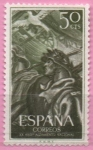 Stamps of the world : Spain :  Sodado laureado