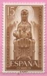 Stamps of the world : Spain :  N.S.d´Monserrat