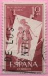 Sellos de Europa - España -  Pro Infancia Hugara