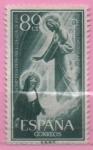 Stamps Spain -  Sat.Margarita Maria d´Alacoque