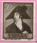 Sellos de Europa - España -  Duque Fernan Nuñez