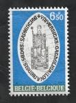 Sellos de Europa - Bélgica -  1778 - 550 Anivº de la Universidad de Lovaina