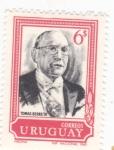 Stamps : America : Uruguay :  TOMAS BERRETA