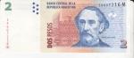 monedas del Mundo : America : Argentina :  BARTOLOMÉ MITRE