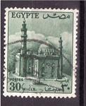 Sellos del Mundo : Africa : Egipto : Serie basica- Mezquita