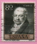 Stamps : Europe : Spain :  Goya (Vicente Lopez)