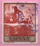Stamps : Europe : Spain :  El Pelele