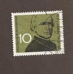 Stamps Germany -  Barón  W. E. Ketteler, srzobispo de Maguncia