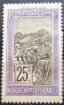 Sellos del Mundo : Africa : Madagascar : Madagascar. 1922