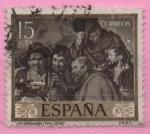 Stamps Spain -  Los Borrachos