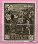 Sellos de Europa - España -  La rendicion d´Breda