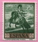 Sellos del Mundo : Europa : España : Principe Baltasar Carlos