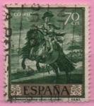 Sellos de Europa - España -  Principe Baltasar Carlos