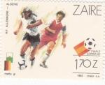 Sellos del Mundo : Africa : República_del_Congo : MUNDIAL DE FUTBOL ESPAÑA'82