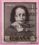 Stamps : Europe : Spain :  Bartolome Esteban (Murillo)
