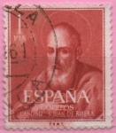 Stamps of the world : Spain :  Beato Juan d´Ribera