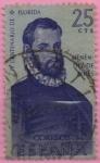 Stamps Spain -  Pedro Menendez d´Aviles