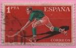 Sellos de Europa - España -  Hockey sobre patines