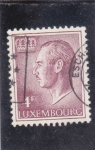 Sellos de Europa - Luxemburgo -  Gran Duque Jean