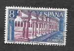Sellos del Mundo : Europa : España : Monasterio de Santo Domingo de Silos