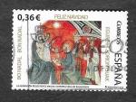 Stamps Spain -  Edf 4755 - Navidad
