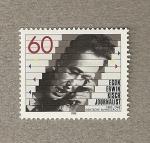 Sellos de Europa - Alemania -  Egon Erwin Kisch, Periodista