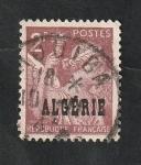 Stamps Algeria -  234 - Iris