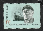 Stamps of the world : Romania :  3644 - Jacques Yves Cousteau