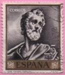 Sellos de Europa - España -  San Pedro