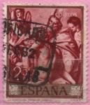 Sellos de Europa - España -  Santisima Trinidad