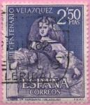 Stamps Spain -  Infanta Margarita d´Austria